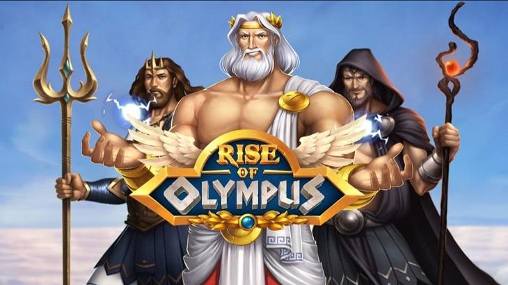 Rise of Olympusは神々から与えられたゲーム!? 解説・遊び方